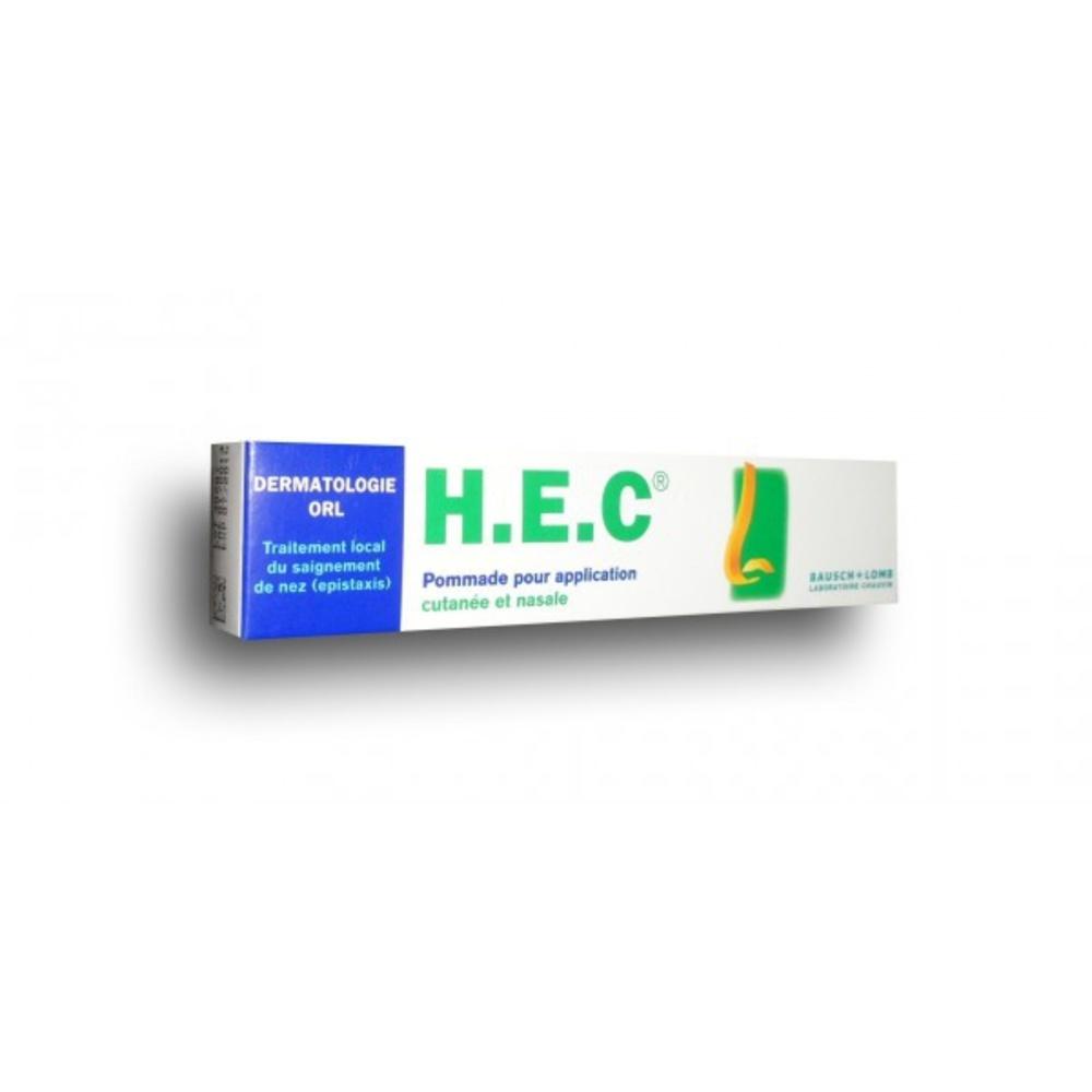 Hec pommade - 25g - 25.0 g - bausch & lomb -193041