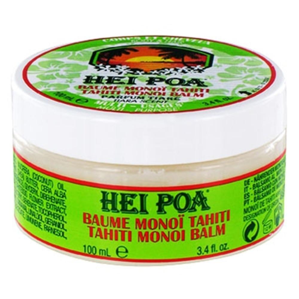 Hei poa baume corps cheveux monoï tahiti - divers - hei poa -136314