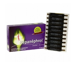 Hepanephrol - 20 ampoules x - 10.0 ml - zambon -192442