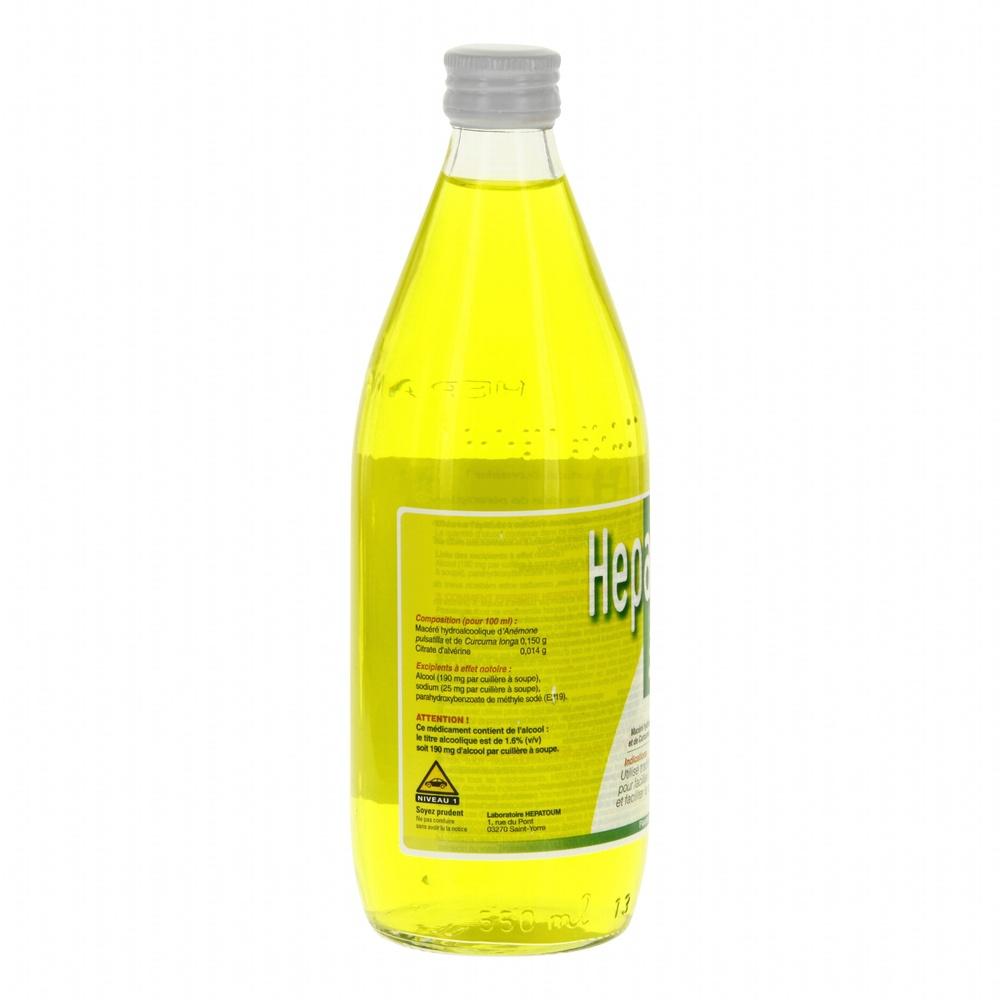 Hepatoum - 550.0 ml - laboratoire hepatoum -193000