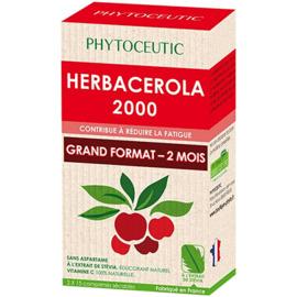 Herbacerola 2000 2x15 comprimés - 30.0 unites - phytoceutic -5813