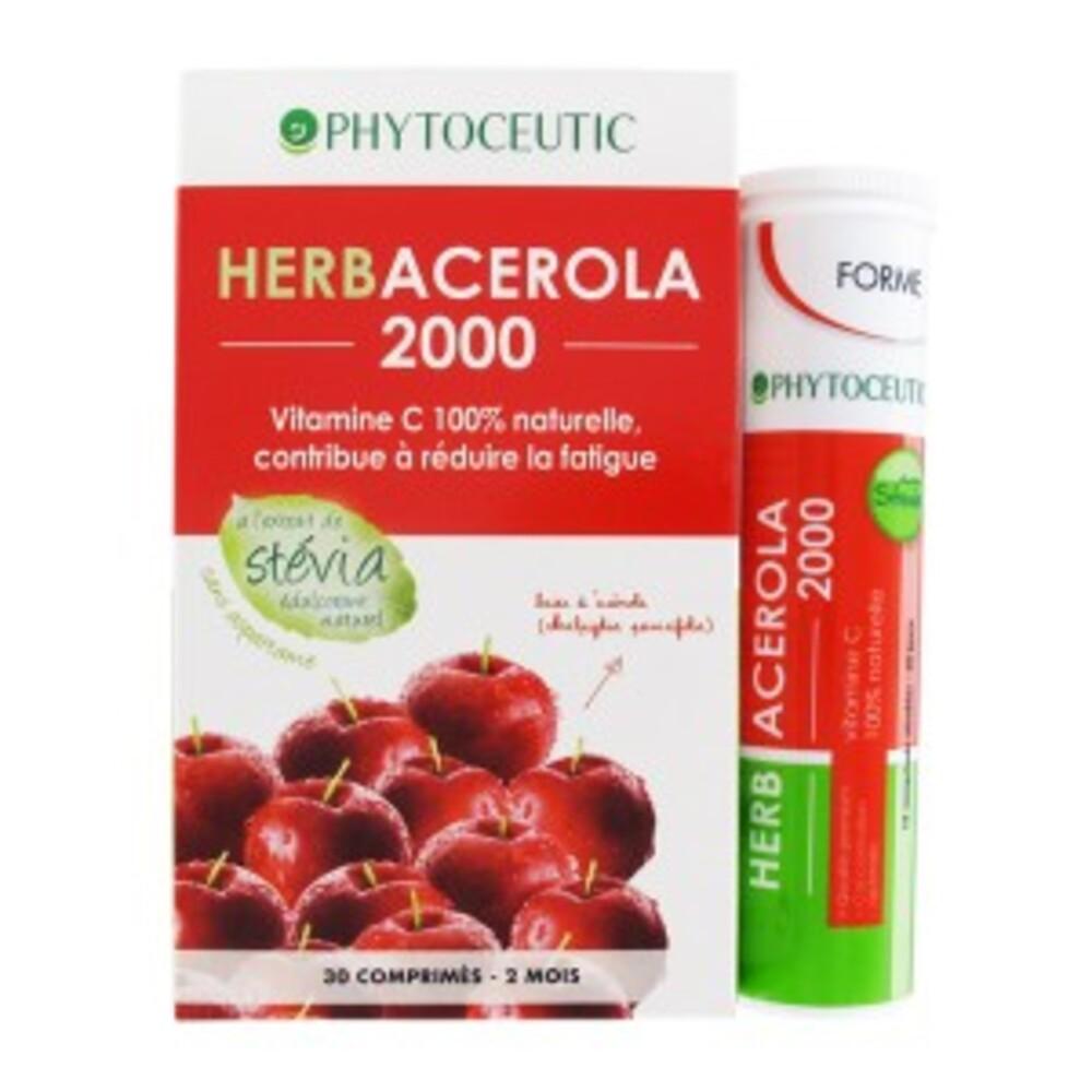 Herbacérola 2000 - 30.0 unites - forme - institut phytoceutic -5813