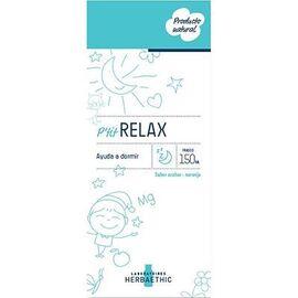Herbaethic p'tit relax goût fleur d'oranger-orange 150ml - herbaethic -221518