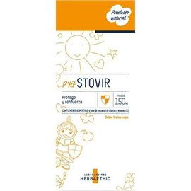 Herbaethic p'tit stovir goût fruits rouges 150ml - herbaethic -221517