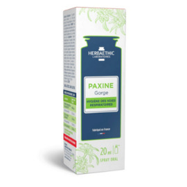 Herbaethic paxine gorge spray 20ml - herbaethic -200830