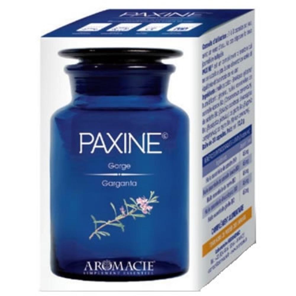 Herbaethic paxine maux de gorge 30 gelules - herbaethic -211011