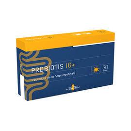 Herbaethic probiotis ig+ 30 gélules - herbaethic -210921