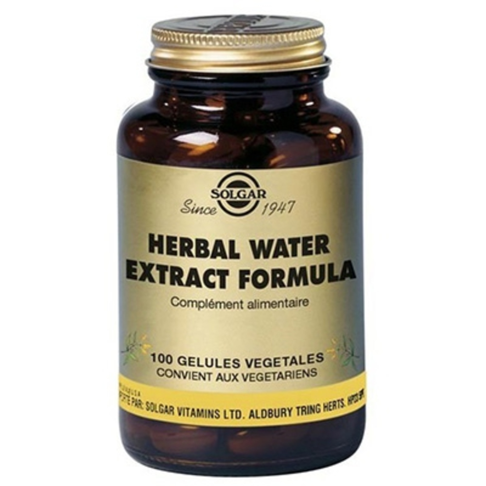 Herbal water extract formula - solgar -195388