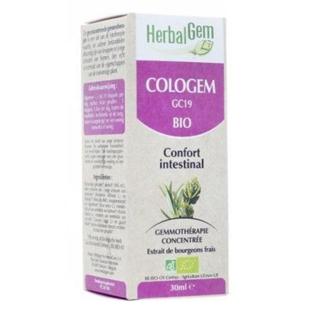 Herbalgem cologem bio confort intestinal 30 ml - divers - herbalgem -189233