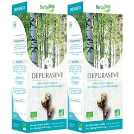 Herbalgem depuraseve bio lot de 2 x 250ml - herbalgem -220543