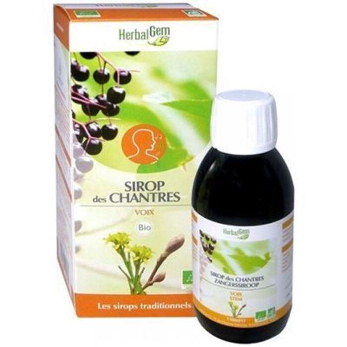 Herbalgem sirop des chantres bio 150 ml Herbalgem-221013