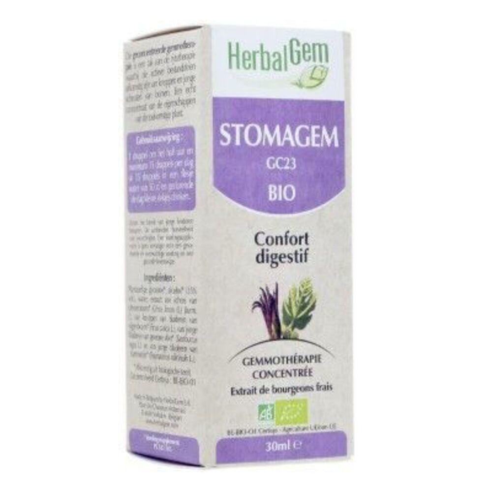 Herbalgem stomagem bio confort digestif 15ml - herbalgem -221015
