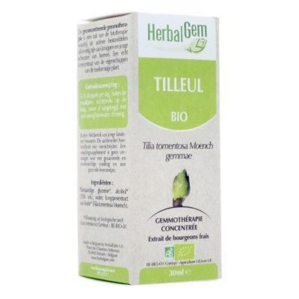 Herbalgem tilleul bio 30 ml - divers - herbalgem -189241