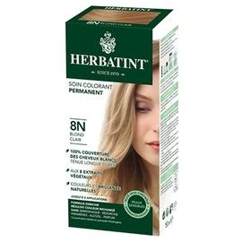Herbatint coloration blond clair 8n - 120.0 ml - gel colorant - herbatint -5770