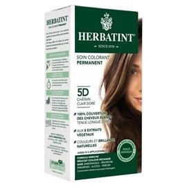 Herbatint coloration chatain clair doré 5d - 120.0 ml - gel colorant - herbatint -5774