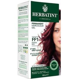 Herbatint coloration rouge henné ff1 - 120.0 ml - gel colorant - herbatint -5855