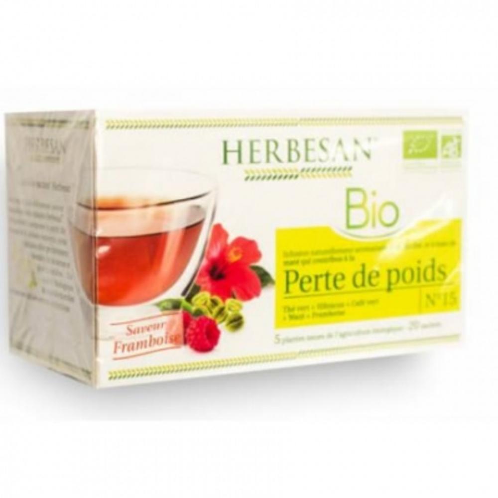 HERBESAN BIO Perte de Poids - Herbesan -204055