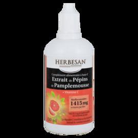 Herbesan extrait de pépins de pamplemousse 1415mg 100ml - herbesan -215461