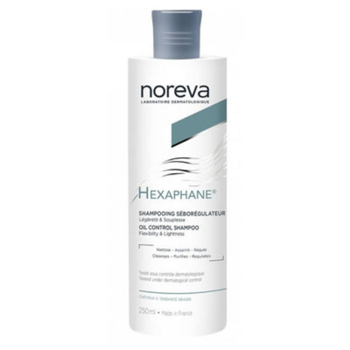 Hexaphane shampooing sébo-régulateur 250ml Noreva-215396