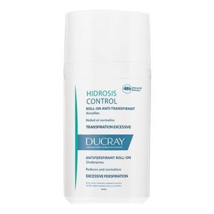 Hidrosis control roll-on anti-transpirant aisselles 40ml Ducray-220955