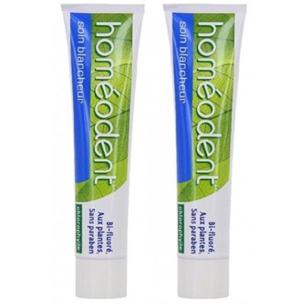 Homeodent soin blancheur - lot de 2 - homeodent -204617
