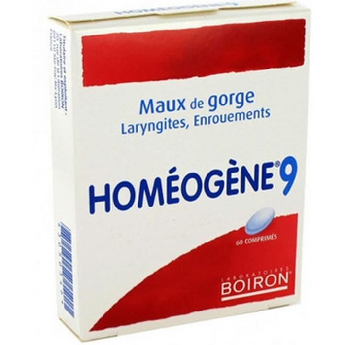 Homeogene 9 Boiron-192780