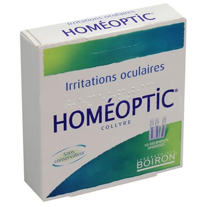Homeoptic collyre Boiron-192920