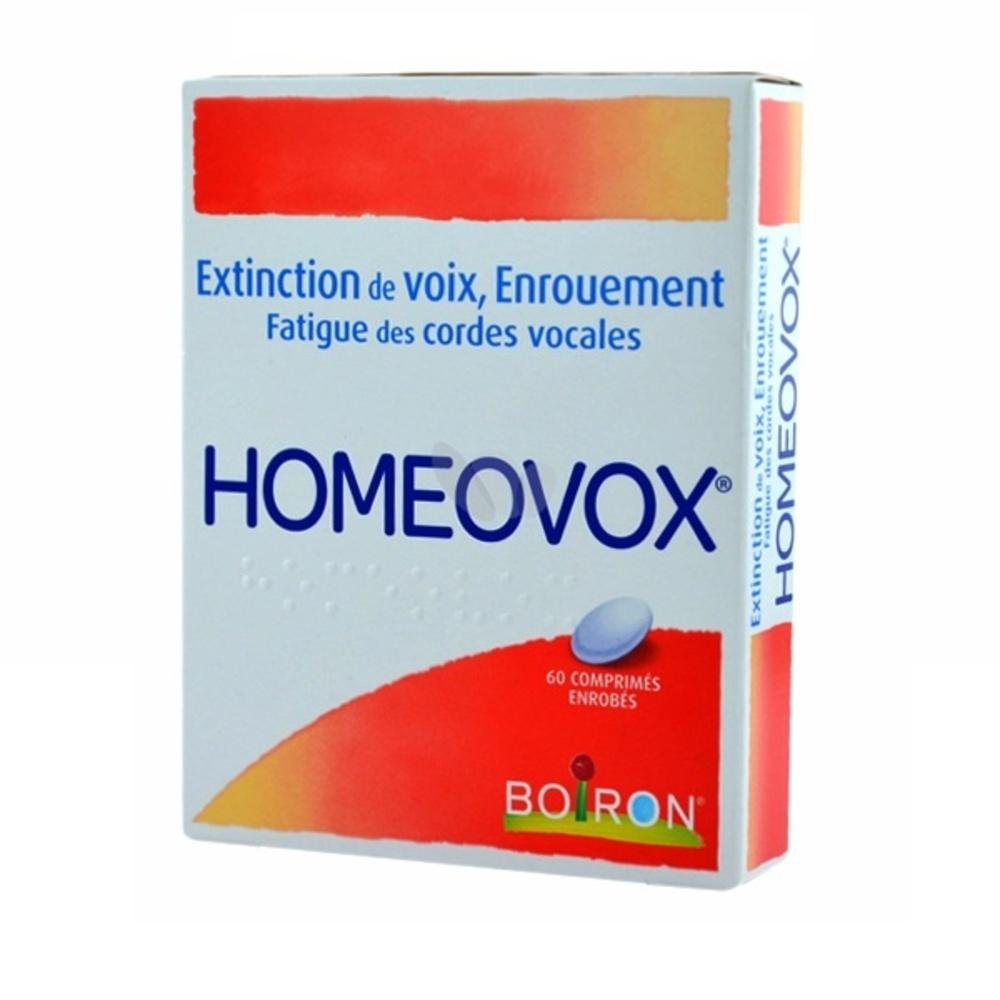 Homeovox - boiron -193037