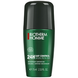 Homme 24h day control déodorant bio - 75ml - day control - biotherm -205495
