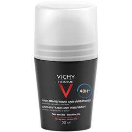 Homme déodorant anti-transpirant 48h - 50.0 ml - vichy homme - vichy -99992
