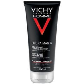 Homme hydra mag c - 200.0 ml - vichy homme - vichy Hydratant ? Revigorant Corps et Cheveux-92583