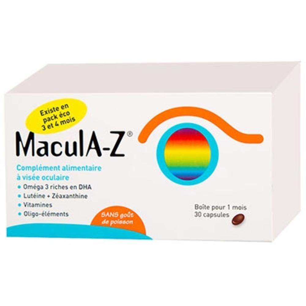 Horus pharma macula-z - 30 capsules - horus pharma -147933