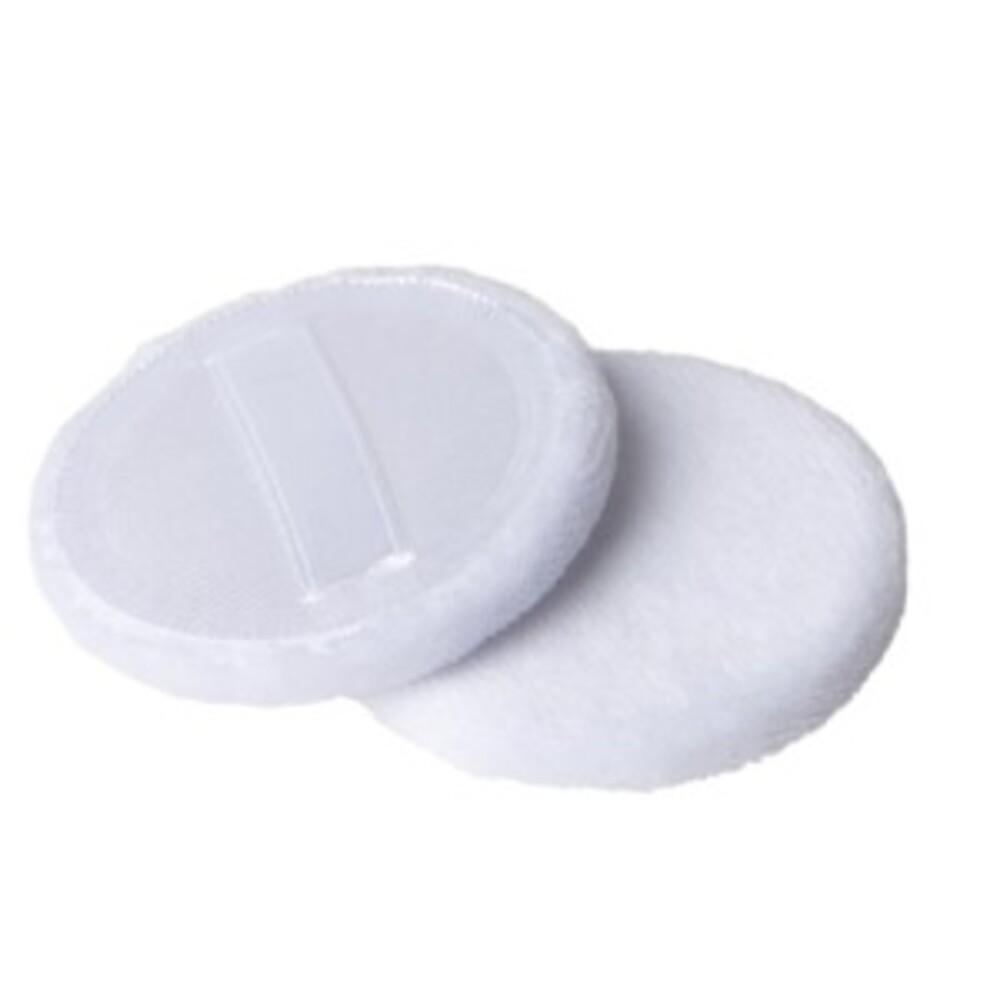 Houpettes rondes x 2. - accessoires de maquillage pro - avril -139445