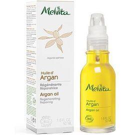 Huile d'argan equitable bio 50ml - huiles de beaute - melvita -213353