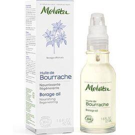 Huile de bourrache bio 50ml - huiles de beaute - melvita -213355