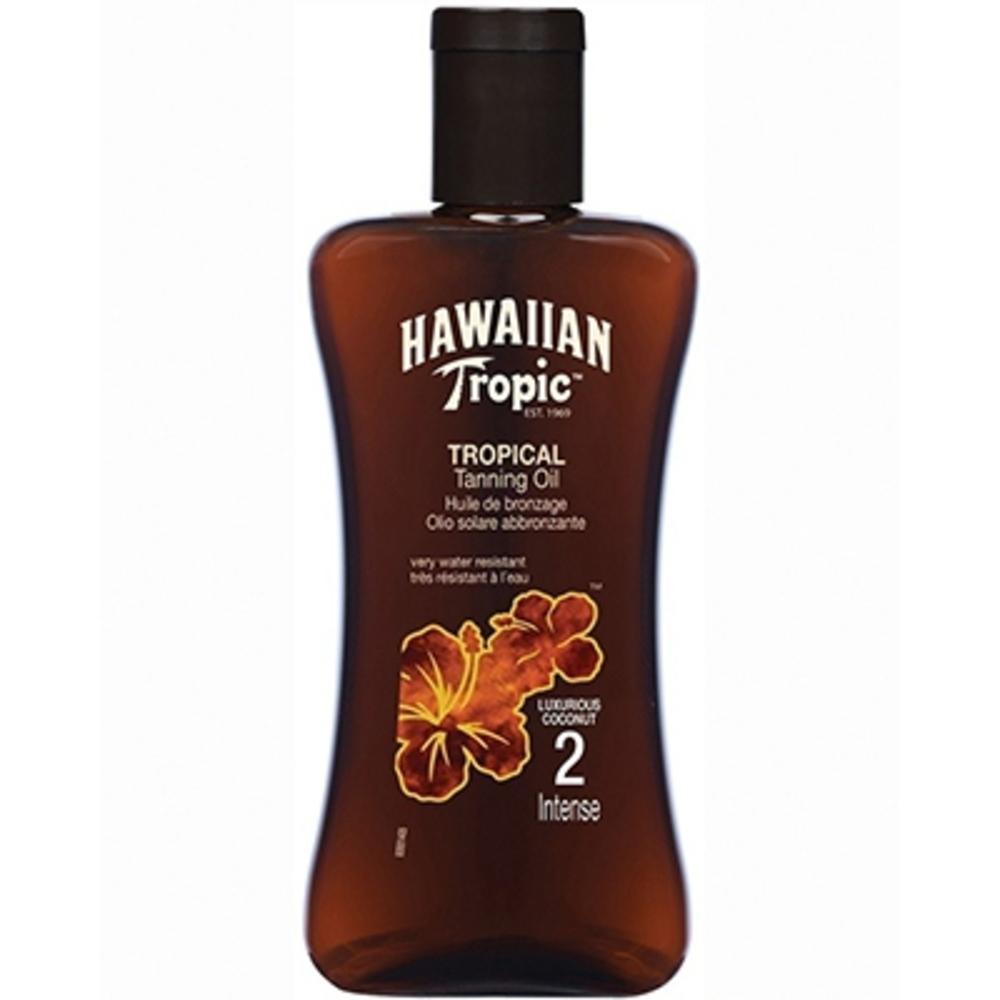 Huile de bronzage intense - hawaiian tropic -195092
