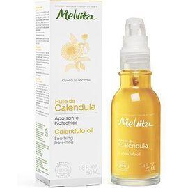 Huile de calendula bio 50ml - huiles de beaute - melvita -213356