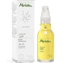 Huile de lys naturelle bio 50ml - huiles de beaute - melvita -213359