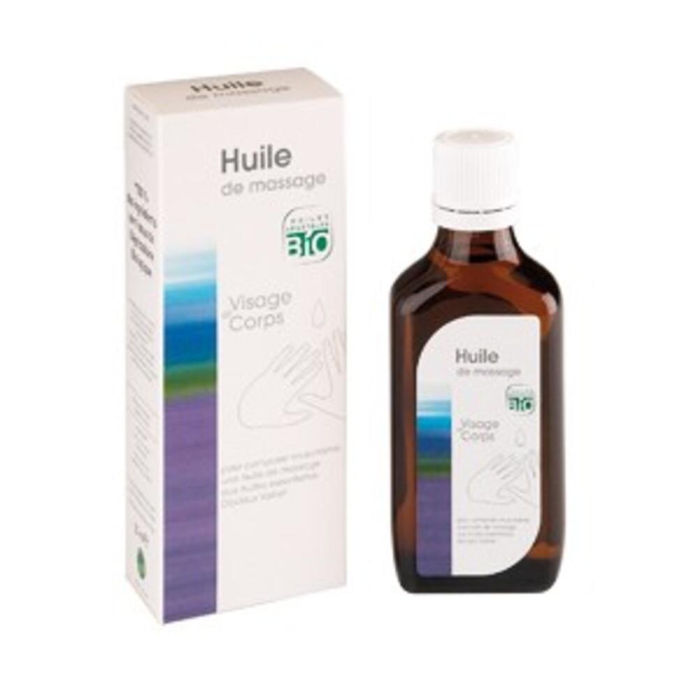 Huile de massage - 50.0 ml - les compléments indispensables - dr. valnet -15139