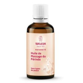Huile de massage du périnée - 50.0 ml - maternité - weleda Nourrit et assouplit-7123