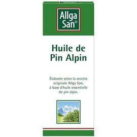 Huile de pin alpin 10ml - allga san -219068
