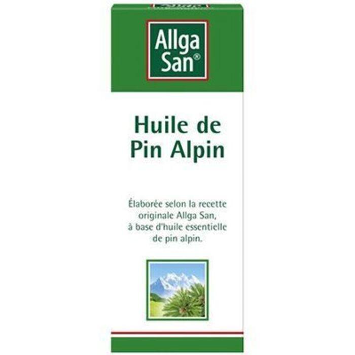 Huile de pin alpin 10ml Allga san-219068