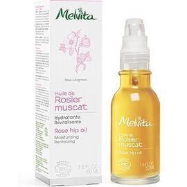 Huile de rosier muscat bio 50ml - huiles de beaute - melvita -213363