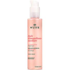 Huile démaquillante micellaire aux pétales de rose - 150.0 ml - nuxe -207316