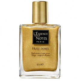 Huile dorée - l'essence des notes -198538