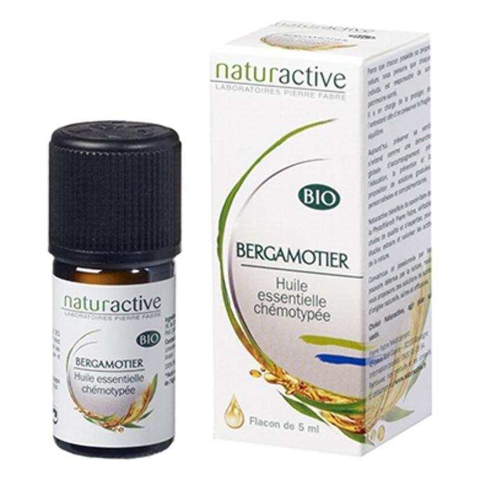 Huile essentielle bergamotier bio 5ml Naturactive-200719