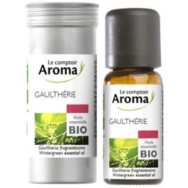 Huile essentielle bio gaulthérie 10ml - le comptoir aroma -222053