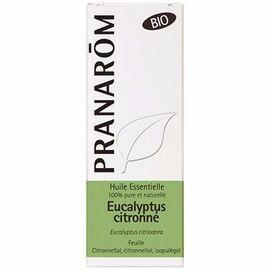 Huile essentielle eucalyptus citronné bio 10ml - 10.0 ml - pranarom -210644