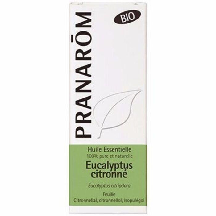 Huile essentielle eucalyptus citronné bio 10ml Pranarom-210644