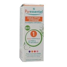Huile essentielle eucalyptus citronné bio - 10ml - puressentiel -204979